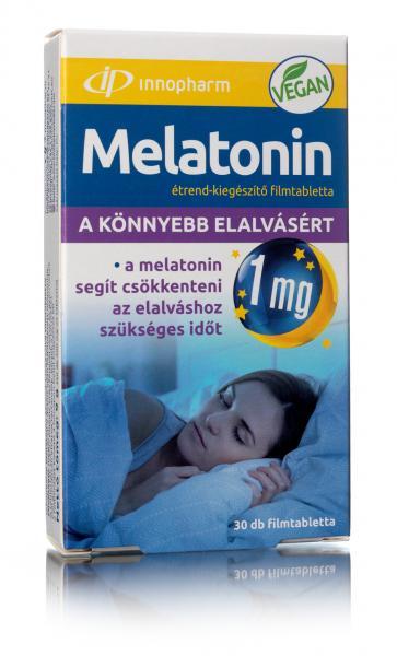 Innopharm Melatonin filmtabletta 30x