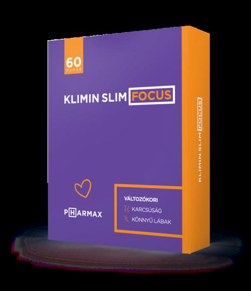 Klimin slim FOCUS kapszula 60 db