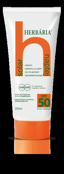Herbária Naptej SPF 50, 200 ml