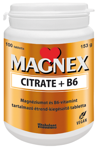 MAGNEX CITRATE + B6