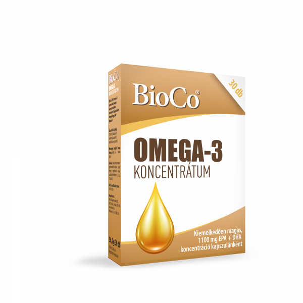 BioCo OMEGA-3 KONCENTRÁTUM
