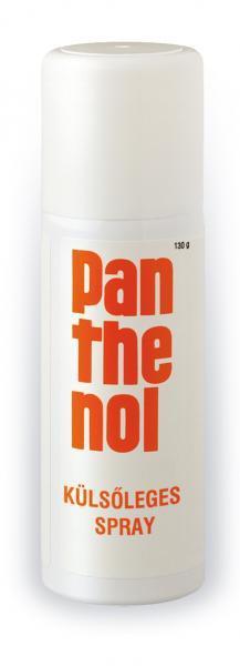 Panthenol külsőleges spray